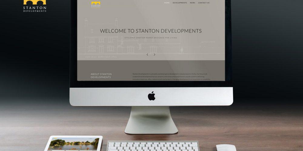 Stanton Development Website Design Melbourne Derbyshire