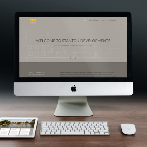 Stanton Development Website Design Melbourne Derbyshire